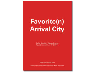 favorite arrival city artgineering