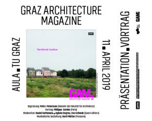 graz architecture magazine gam 15