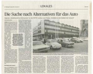 Presse Aachen